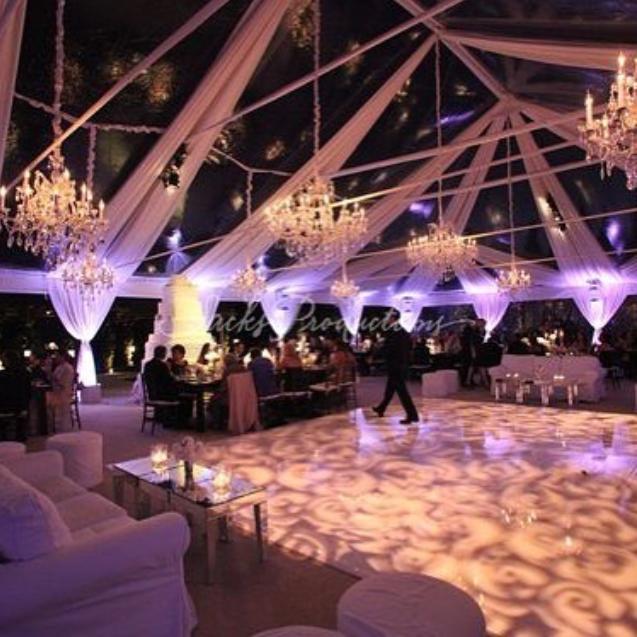 Celebra tu boda en una carpa