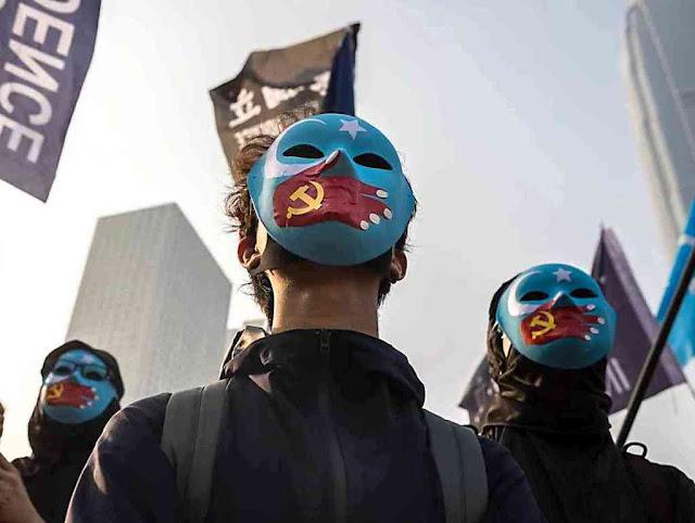 Parra hongcongueses é clara a conotação marxista da manobra de Pequim
