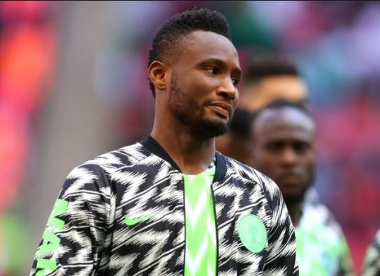 Image result for Rohr: Mikel can play against Argentina despite fractured metacarpal