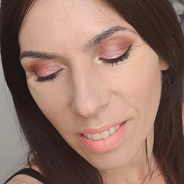 Cuatro maquillajes con LETHAL COSMETICS 05