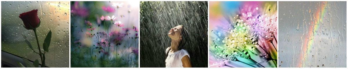 Pejzaże Odczuć Uwielbiam Deszcz
