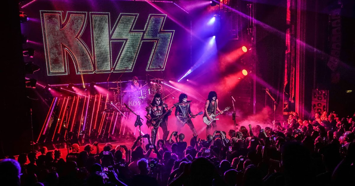 kiss australian tour - photo #6