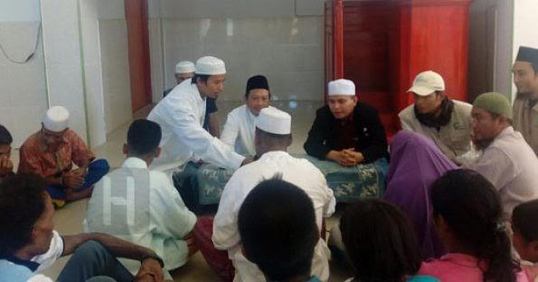 21 Warga Suku Togutil Kembali Masuk Islam