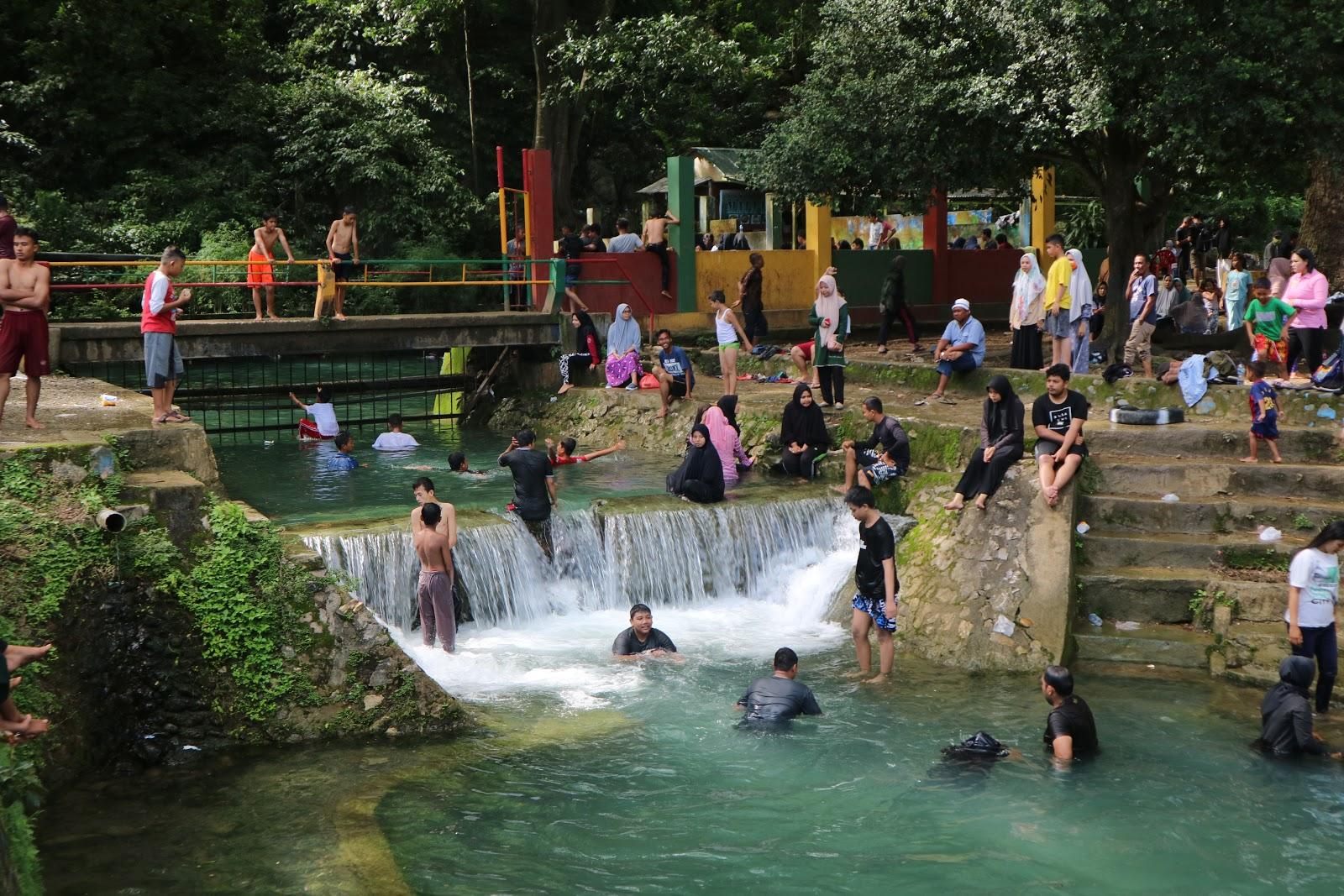 Wisata Mata Ie Banda Aceh Visitbandaaceh Com