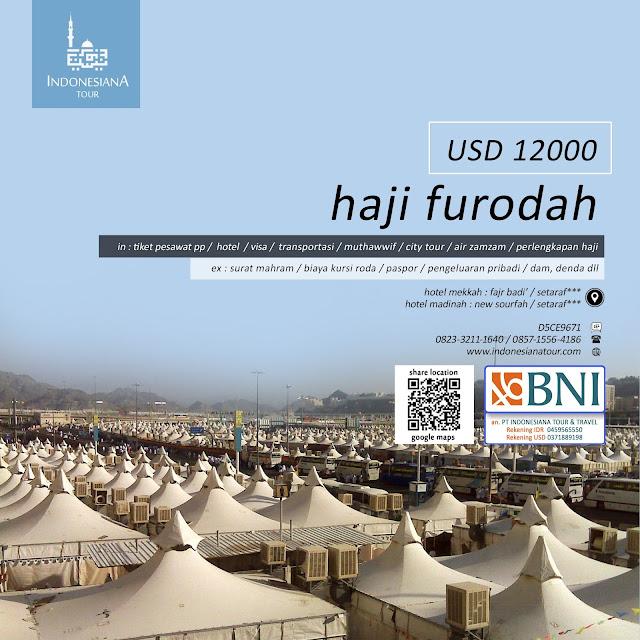 HAJI FURODAH USD 12000