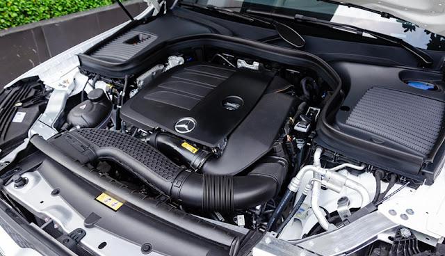 Đánh giá Mercedes GLC 200 2021
