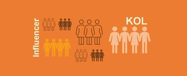 Influencer กับ KOL คืออะไร