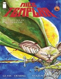 The Mice Templar Volume 4: Legend Comic
