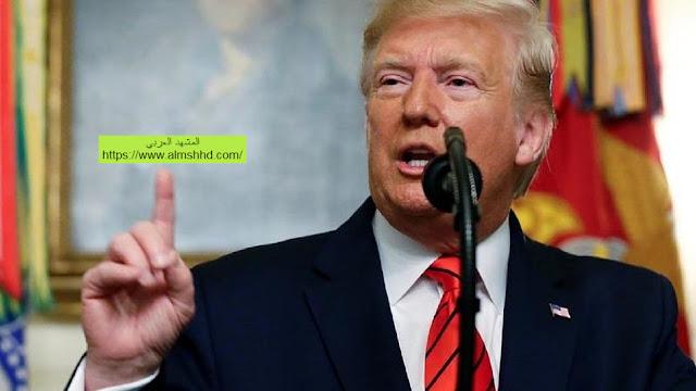 الرئيس الأمريكي يتراجع عن ترحيل العراقيين المسيحيين ويتعهد بتوفير كل مطالبهم