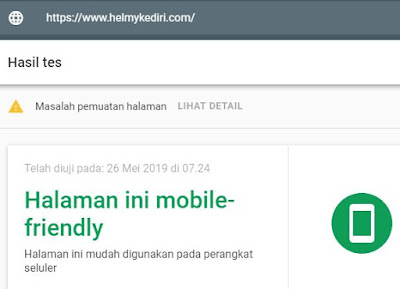 tes mobile frienldy
