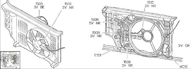 .: 206 Arquitectura Eléctrica Vano Motor
