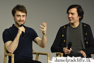 Updated(2): Daniel Radcliffe attends Swiss Army Man Apple Store, Soho Q&A
