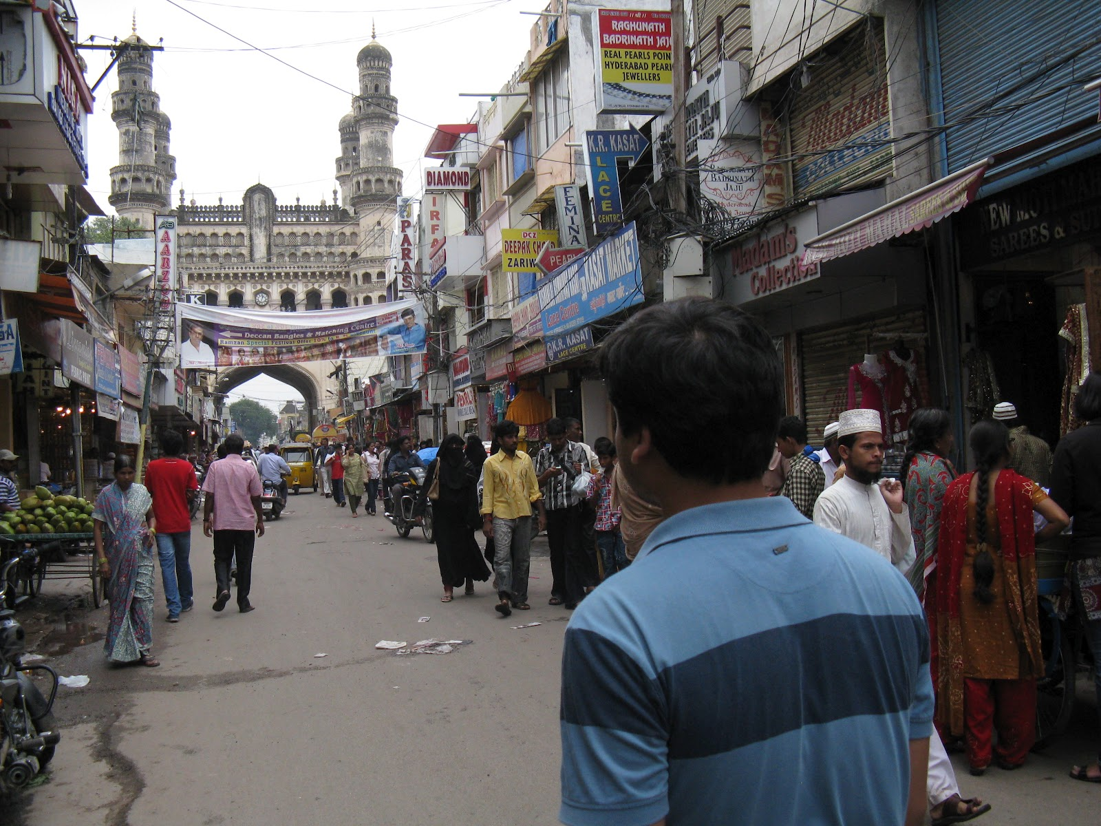 India 2012: Some of the sites in Hyderabad or my home away ...