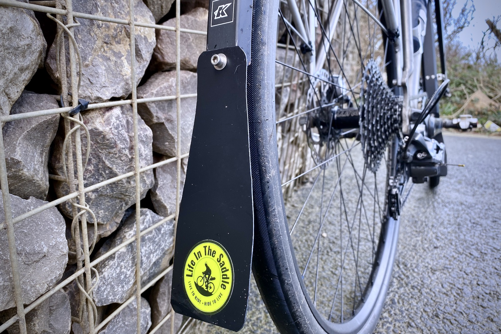 Kinesis Fend Off Full Length Metal Mudguards