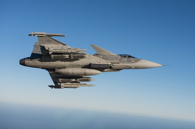Saab study future Gripen requirements
