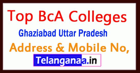 Top BCA Colleges in Ghaziabad Uttar Pradesh