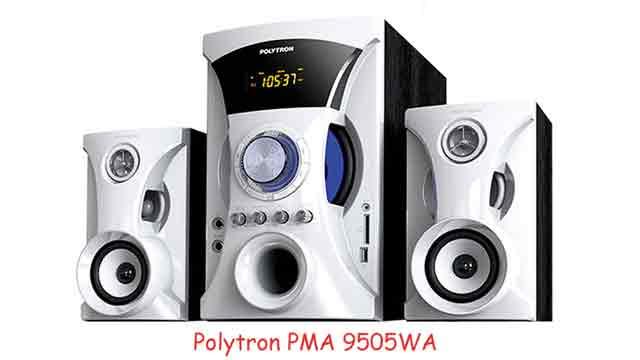 Harga Speaker Aktif Polytron PMA 9505WA