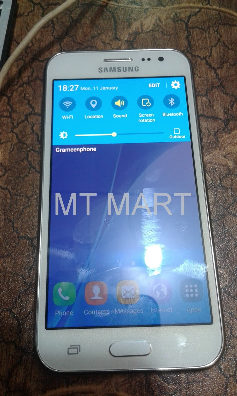 Samsung J200h 5 1 1 Root & unlock done - Rom Develop