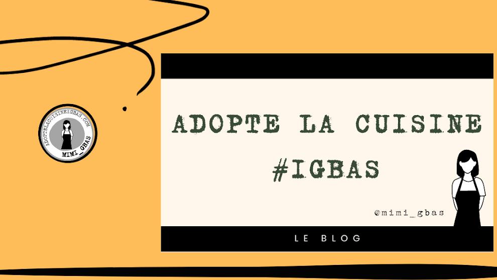 Mimi_gbas, le blog : adopte la cuisine à index glycémique bas