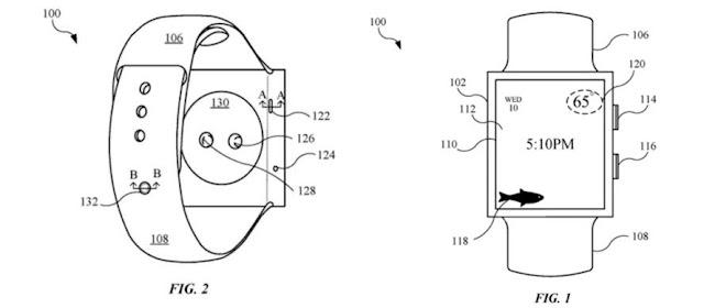 Sensor Water Apple Watch