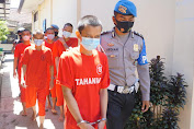 Polres Purbalingga Ungkap Empat Kasus Narkoba dalam Satu Bulan