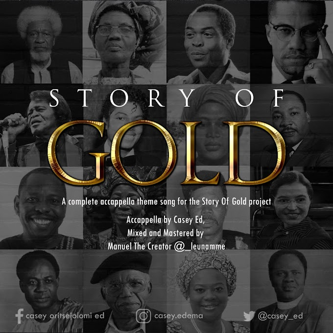 [Music] Casey ED - Story of Gold