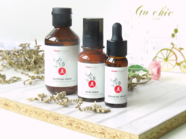 CareMedica prirodna kozmetika ucinky