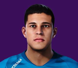 PES 2020 Faces Yordan Osorio