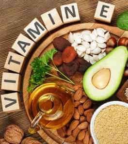e vitamini eksikliği