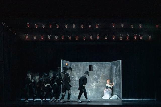 Berlioz: La damnation de Faust - Julie Boulianne - Glyndebourne Festival 2019 (Photo Richard Hubert Smith)*