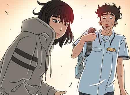 drakor amazing rumor diangkat dari webtoon