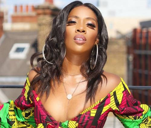 Person Who Needs My Breast Isn't Complaining, Tiwa Savage Slams Body Shamer