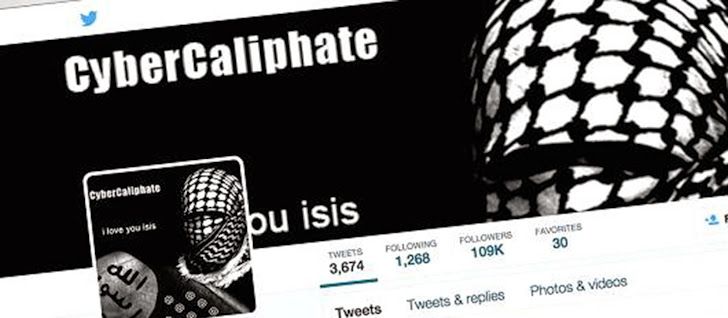 US Central Command Social Media Accounts Hacked by ISIS Supporters
