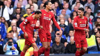Highlight Chelsea 1-2 Liverpool, 22 September 2019
