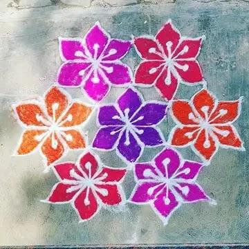 Easy-colours-full-muggulu-pattern