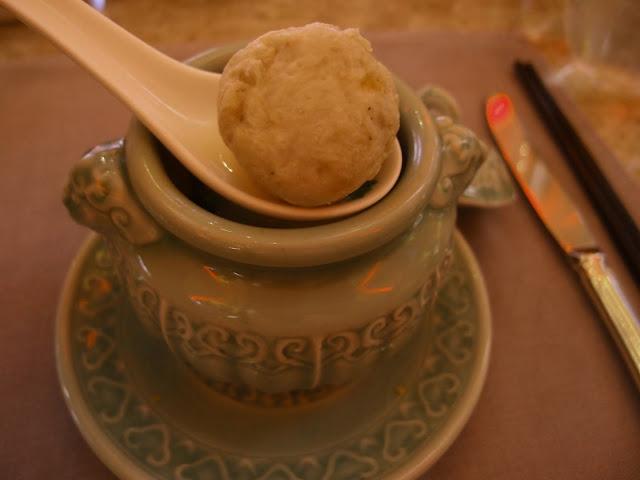 Bakwan Kepiting Soup