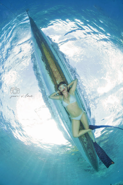 Underwater Photography Philippines, Scuba Diving Photography, Underwater Portraits