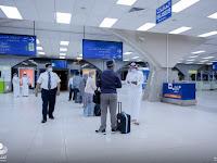 Jamaah Umrah Pemberangkatan dari Juanda Surabaya Tiba di Jeddah