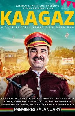 Kaagaz 2021 Hindi 720p WEB-DL ESubs Download