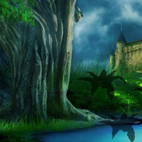 Enchanted Castle Forest Escape
