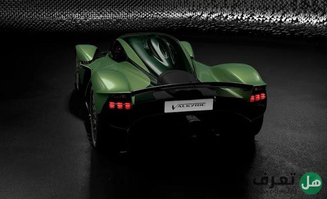 سيارة أستون مارتن فالكيري 2022 Aston Martin Valkyrie السعر و المواصفات