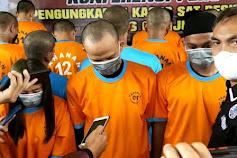 Lagi Asik Pesta Sabu, Oknum Kepala Sekolah di Cianjur Dibekuk Polisi Bersama Istri Muda