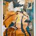 Geneviève Pedeau-Said, artiste-peintre, Salon du Dessin et de la Peinture à l'eau, Art Capital - Grand Palais, 12 au 16 février 2020.