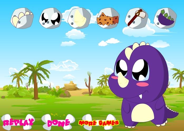 Baby Dino Spiel 4