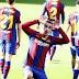 برشلونة 4-0 أوساسونا: غريزمان يقذف كما يتذكر ميسي مارادونا