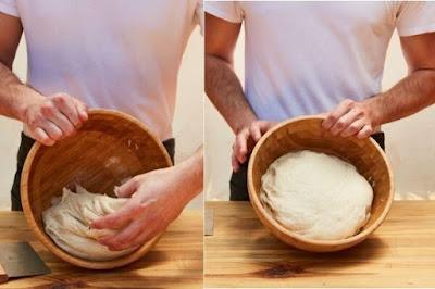 Let the dough rise
