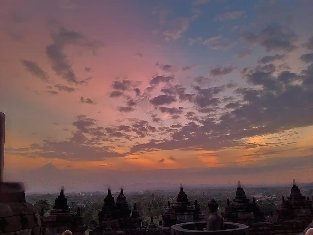 Tiket Masuk Candi Borobudur