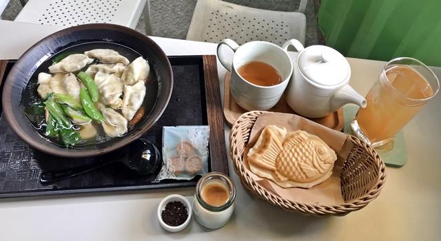 銀魚燒~嘉義布袋素食
