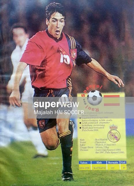 Raul Gonzalez Spain
