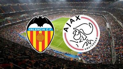 مشاهدة مباراة اياكس وفالنسيا بث مباشر اليوم 2-10-2019 في دوري ابطال اوروبا